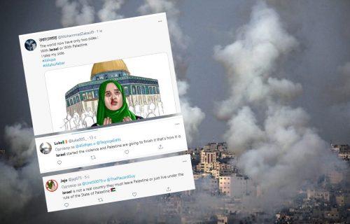 """Napadi i PRETNJE Izraelu i na internetu! Užasni komentari se nižu - """"Palestina će sada završiti nasilje"""""""