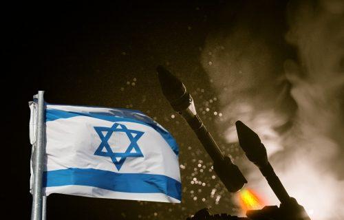 Haos ne prestaje! Izrael UZVRATIO NAPAD, vojska započela udare na skladište oružja u Gazi