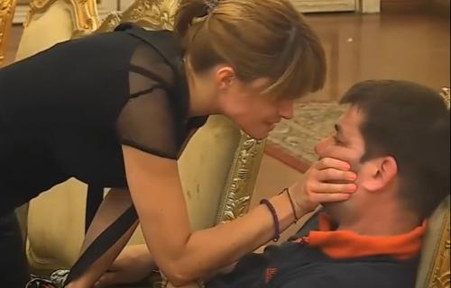 Bivša verenica PRETUKLA Ivana Marinkovića u rijalitiju: Kada je čula da laže, dobila je napad BESA (FOTO)
