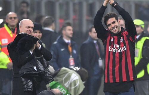 Kaka veruje u svoj Milan: Pobedićemo Juventus i vratićemo se u Ligu šampiona