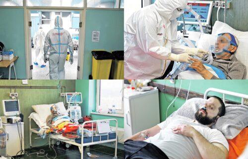 """Zvuk SMRTI pišti bolnicom dok lekari prekrivaju TELO kolege: Potresni prizori na VMC """"Karaburma"""" (FOTO)"""