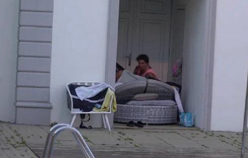 Kristina Spalević i Kristijan u VRELOJ AKCIJI?! Napravili štek, pa se zavukli ispod pokrivača (VIDEO)