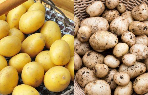 Nova praksa među trgovcima: Oprani krompir PET PUTA skuplji od neopranog!