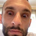 """Hrvatski fudbaler """"naduvan"""" stao pred kameru? Njegove oči su toliko krvave, da to nije normalno! (FOTO)"""