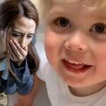 Želudac da se prevrne: SMEJALA sam se kad sam ugledala šta moj sin (2) drži u ruci, usledio je KOŠMAR