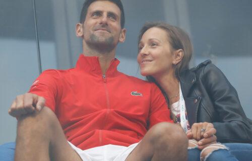 Šta li će mu reći Jelena? Novak tražio broj telefona čuvene teniserke i oduševio sve prisutne! (VIDEO)