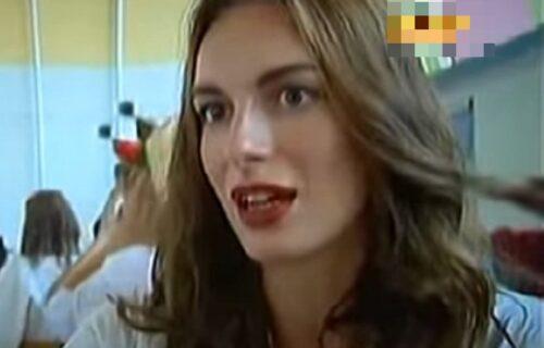 Ova LEPOTICA bila je prvi srpski top-model 2011. godine: Danas je neprepoznatljiva (FOTO)