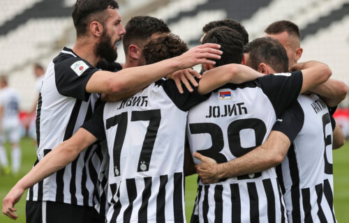Valensija zagrizla za igrača Partizana: Stigla ponuda u Humsku, crno-beli nisu razmišljali ni trenutka!