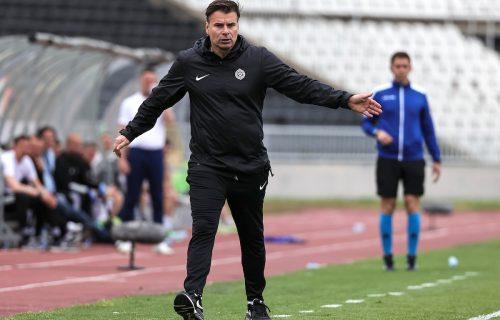 Stanojević rešava pitanje golmana: Crno-beli dobijaju biser među stativama