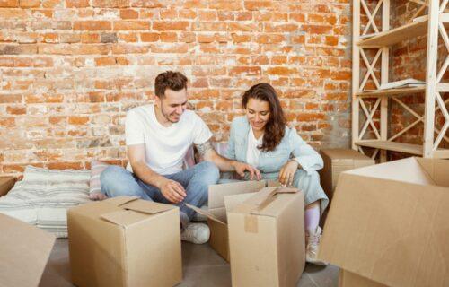 Za zajednički život nije dovoljno da spakujete kofere i uselite se: Prvo dobro razmotrite OVE STVARI