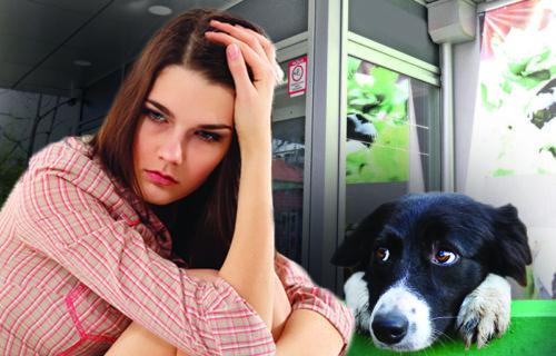 Drama ispred prodavnice: Radnica NAPALA devojčicu sa psom, majka se umešala - sve je krenulo zbog BICIKLA