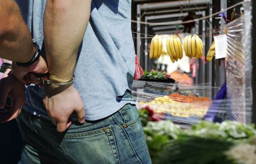 Uhapšen manijak sa Cvetkove pijace: Uznemiravao žene, MASTURBIRAO pred njima danima