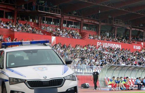 Uhapšen sin poznatog FUDBALSKOG SUDIJE: Pao zbog jezivog mučenja mladića u prostorijama FK Vojvodina
