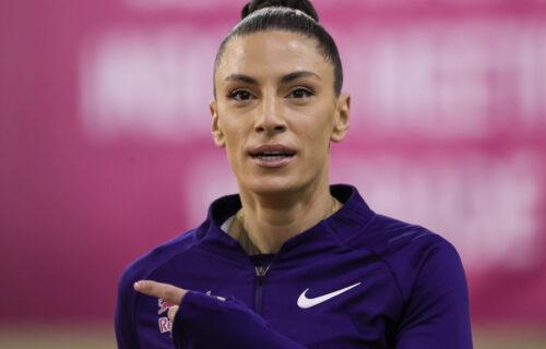 Ivana, kraljice: Srpska atletičarka je i zvanično na KROVU SVETA