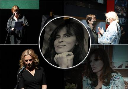 "Igra se njena drama ""Dok nas smrt ne razdvoji"": Dirljive scene na komemoraciji Miri Furlan (FOTO)"