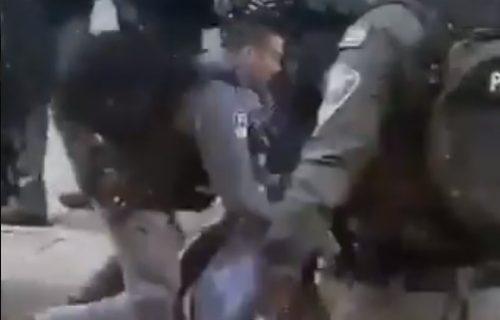 Opšti HAOS u Jerusalimu: Veliki sukob izraelske policije i vernika u džamiji Al Aksa (VIDEO)
