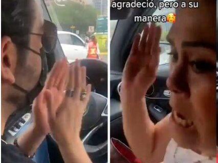 Plakanje od smeha! Rekao majci da će je upoznati sa omiljenim pevačem: Evo gde ju je odveo (VIDEO)