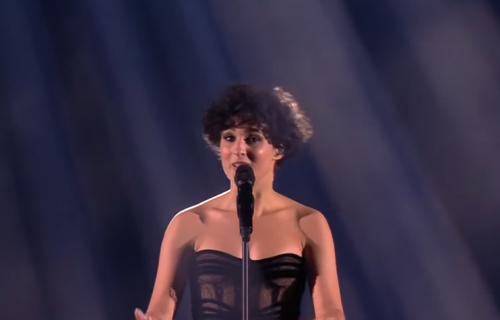 Srbija dala 12 poena pevačici iz Francuske: Deda joj je Srbin i ona se ponosi time, ovo je njena REAKCIJA
