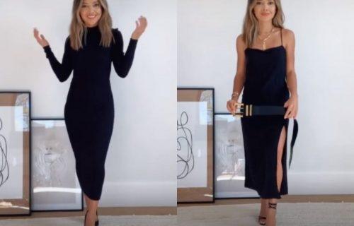 Odeća čini ČUDA: Kako da izgledate vitkije u samo TRI koraka (VIDEO)