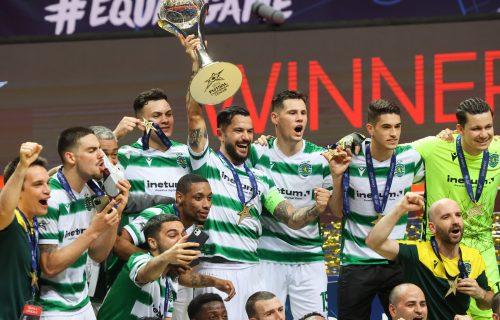 """Ovo ni Hičkok ne bi režirao: Ludnica u finalu Lige šampiona, Sporting """"ustao iz mrtvih"""" i uzeo trofej!"""
