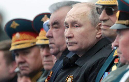 Zbog Putinovog GESTA cela Rusija u SUZAMA: Svi su videli šta je uradio (VIDEO)