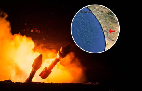 """""""Naš CILJ je samo se suprotstavimo teroru"""": Izraelci poslali PORUKU građanima Gaze, uzvratiće žestoko"""