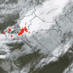Hrvatska na kolenima: Strašno nevreme uz GRAD pogodilo severni Jadran, zabeleženo 4.000 MUNJA (VIDEO)