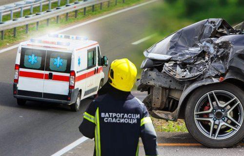 Velika NESREĆA na auto-putu kod Bačke Topole: Devetoro POVREĐENIH u Vrbas i Suboticu