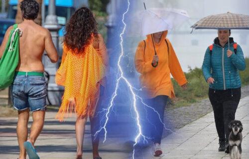 Detaljna PROGNOZA za septembar: Ciklon će u Srbiju doneti RAST temperatura, a onda nas čeka nagli obrt