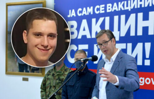 """Pominju mi dete da bi me slomili"": Vučić govorio o SRAMNIM napadima Đilasovog portala na njegovog sina"