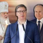 Vučić uručio USKRŠNJE ČESTITKE za Putina i ruskog patrijarha: Poželeo im dobro zdravlje i svaki napredak