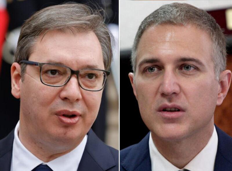 Palo RIBANJE – Vučić preslušao Stefanovića: Predsednik otkrio šta mu je odgovorio na KLJUČNO pitanje