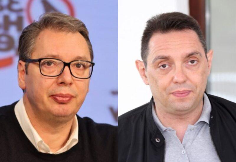 Vučić i Vulin danas podnose krivičnu prijavu protiv sebe: Raskrinkaće sve LAŽI tajkunskih političara