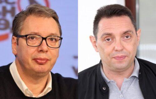 """Predsednik Vučić o kriminalnoj grupi Veljka Belivuka: """"Nervira ih Vulin, pa mu prete ubistvom!"""""""