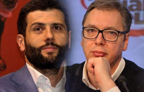 Ujedinjuju se SNS i Šapićev SPAS: Vučić podneo predlog, Predsedništvo JEDNOGLASNO prihvatilo