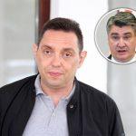 Vulin ODBRUSIO Milanoviću: Svakim napadom na Srbiju potvrdi da spada među GLUPLJE političare u Hrvatskoj