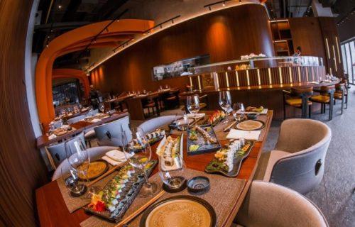 """""""W Sushi Galerija"""" otvorena u tržnom centru – ukusi moderne japanske kuhinje u novom centru Beograda"""