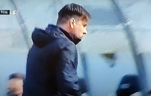Stanojević divljao zbog poteza Partizanovog fudbalera: Nije mogao da veruje šta je Jović uradio (VIDEO)