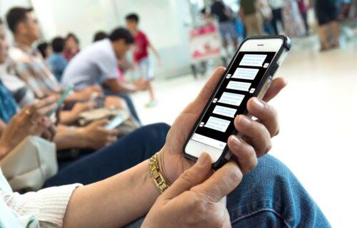 Koje PODATKE prikupljaju čet aplikacije i kako se rangiraju?