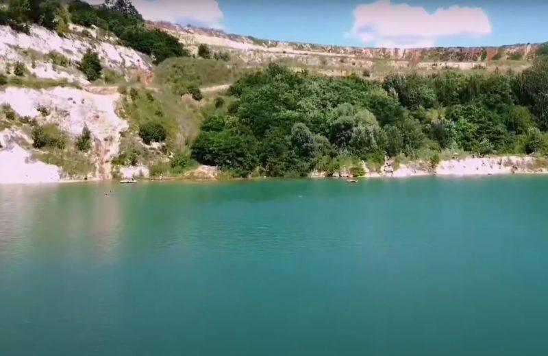 jezero fruška gora