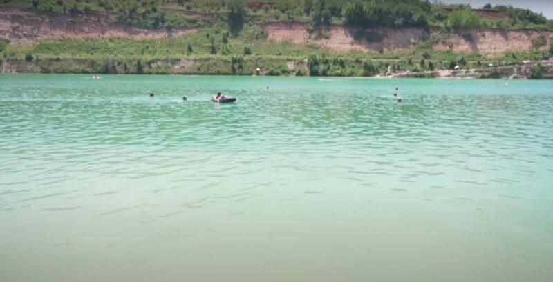 bešenovo jezero