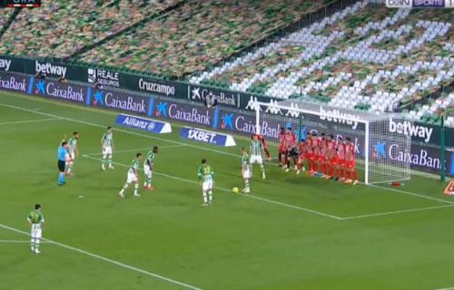 Neviđena situacija u Španiji: Betis došao do pobede u poslednjim minutima i to na kakav način (VIDEO)