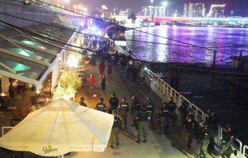 Brza REAKCIJA policije: Uhapšeno 70 huligana koji su pravili NERED posle proslave Zvezdine titule
