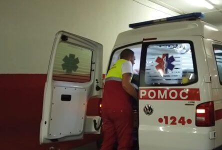 Tragedija u kovid bolnici: Stojan skočio sa balkona, preminuo na licu mesta