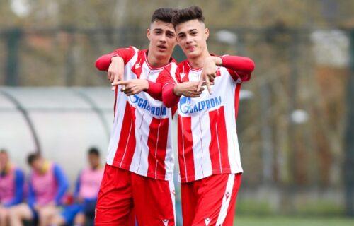 Zvezdini blizanci zavezali komšije u čvor: Srbija demolirala Crnu Goru sa 5:0!