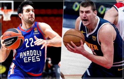 Menadžeri NBA timova stavili Srbe u sam vrh: Jokić najbolji u reketu, Micić drugi košarkaš Evrope!