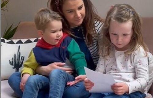 Roditelji rekli sinu i ćerki da je mama trudna: Da li ste očekivali ovakvu njihovu reakciju (VIDEO)