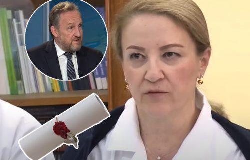 Inspektori upali na Medicinski fakultet u Sarajevu: Proverava se DIPLOMA Sebije Izetbegović