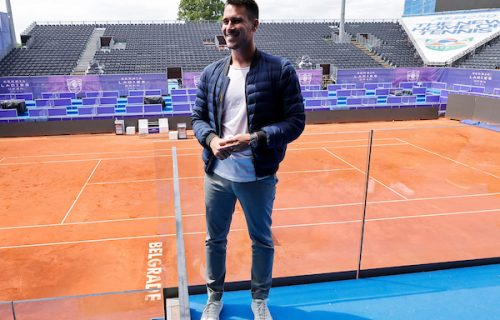 Đoković najavio veliko ime za novi turnir u Beogradu: Nadamo se da će biti bar malo ljudi na tribinama!