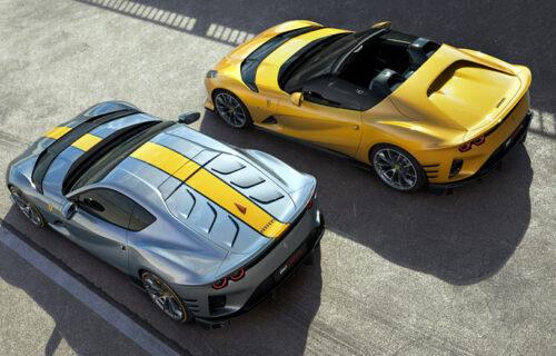 Kad Superfast nije dovoljno brz: Ferrari predstavlja 812 Competizione (VIDEO)